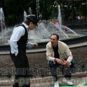 квест с актером Одессе