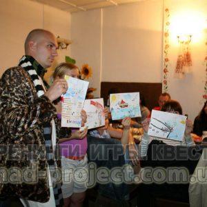 Корпоративная квест-игра в Одессе