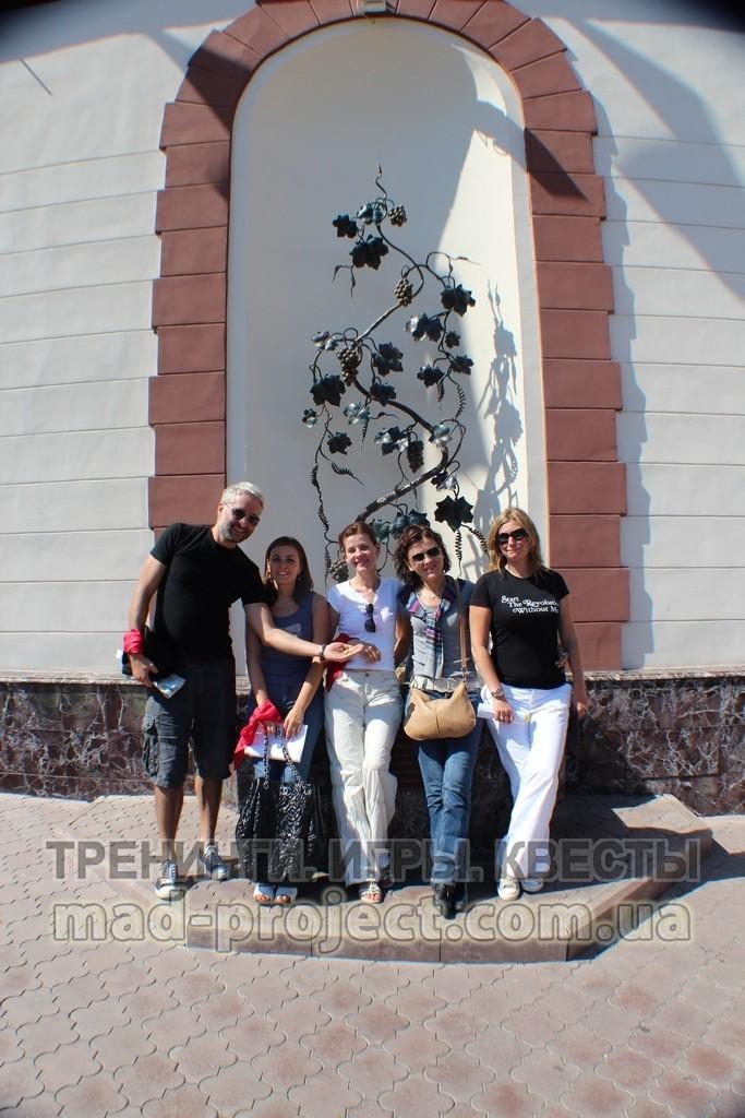 организация мероприятий в Одессе