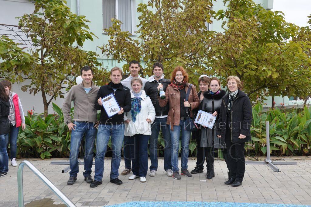 Корпоративный тимбилдинг в Одесской области