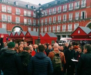 Тимбилдинг Испания