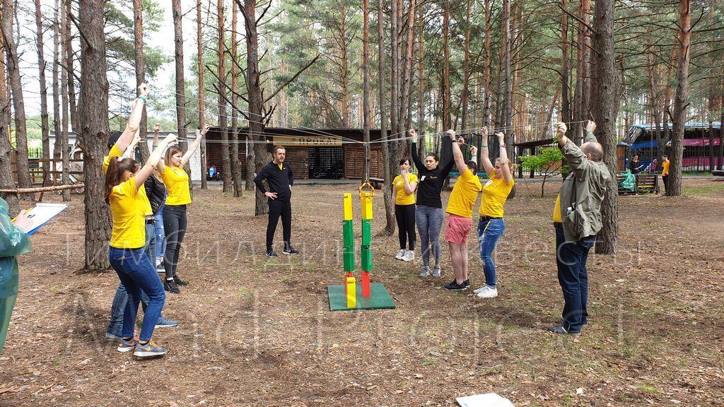 Организация корпоративного отдыха в Киеве