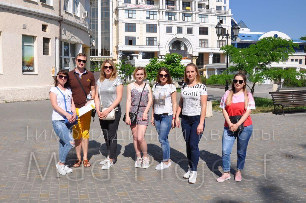 Квест для большой компании в Одессе