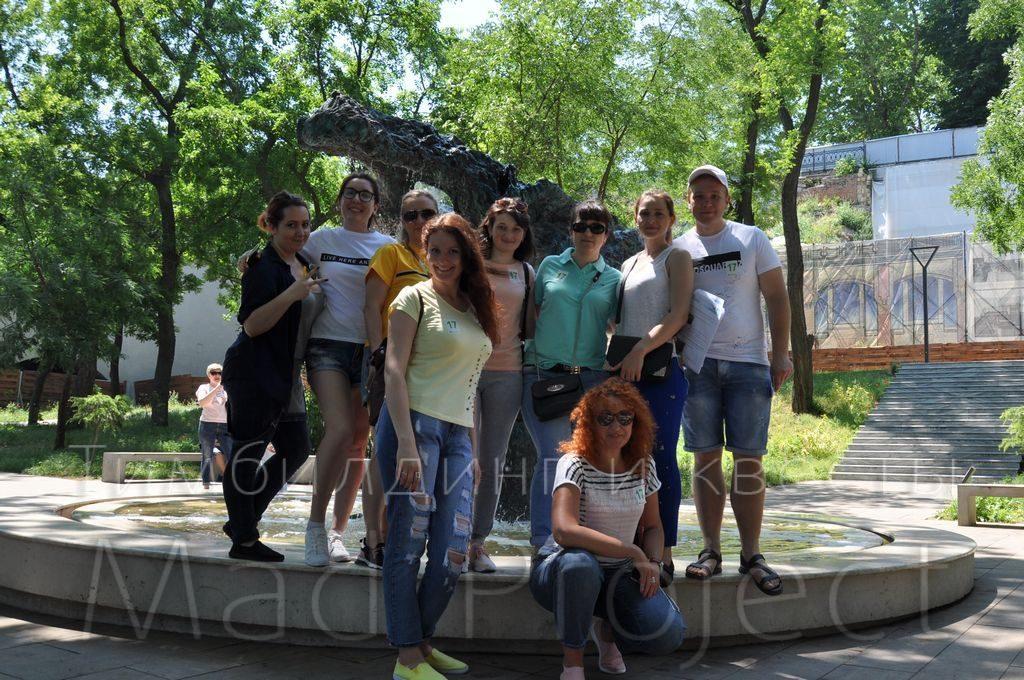 Корпоративный тимбилдинг Одесса