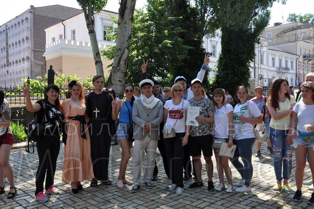 Организация тимбилдинга Одесса