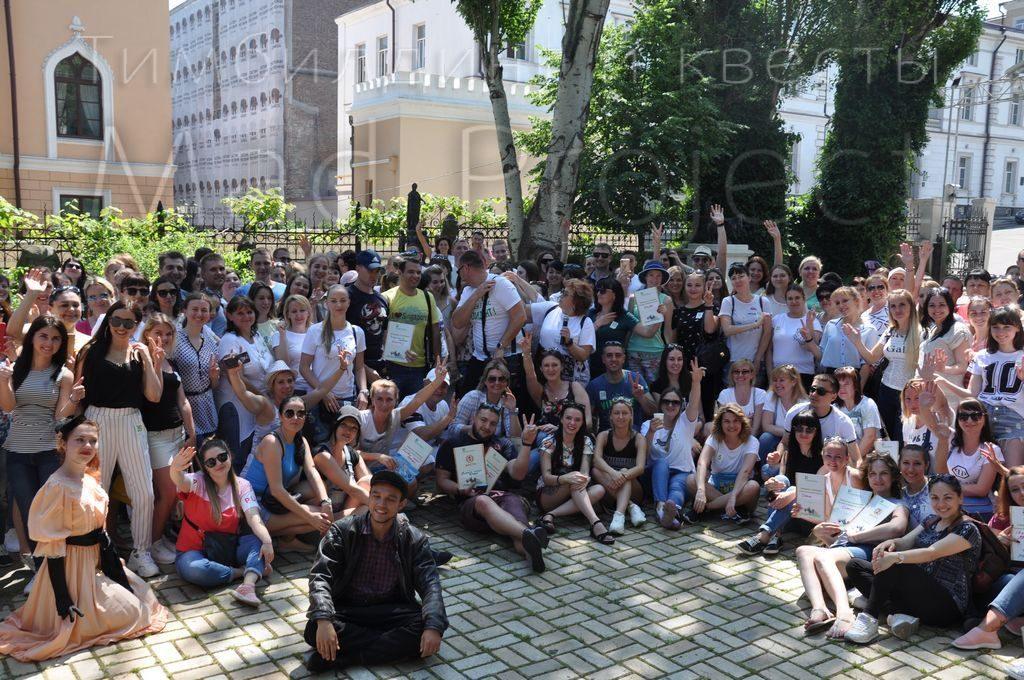 Организация корпоративного квеста Одесса