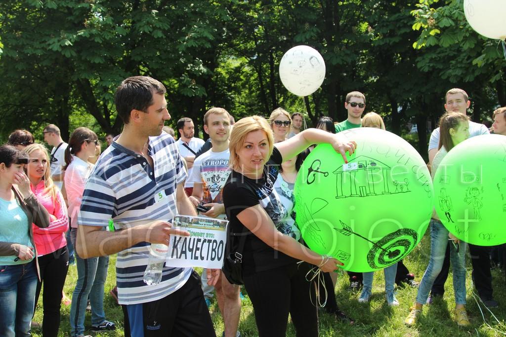 Творческий тимбилдинг в Одессе