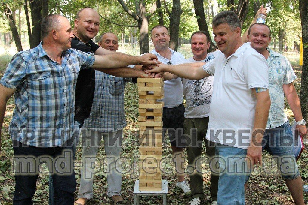 Организация тимбилдинга в Карпатах